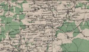 Карта Стрельбицкого