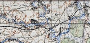 Карта РККА 1941