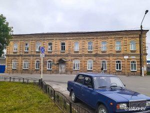 Дом Булашевича, Почеп