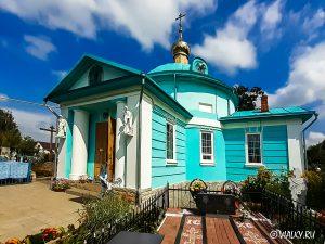 Церковь Антониевская (Преображенская), Почеп