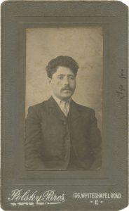 Йосеф Хаим Бреннер. Yosef Haim Brenner