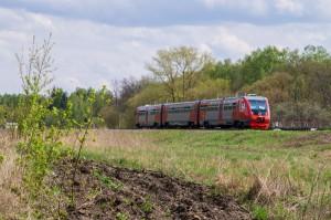 Станция Немолодва, автоматриса Брянск - Унеча