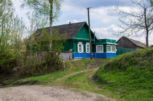 Вяльки, дорога к станции Немолодва